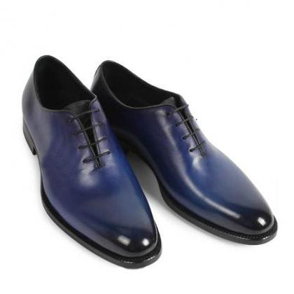 Handmade Luxury Mens Goodyear Welte..