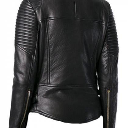 Classic Biker Leather, Womens Biker..