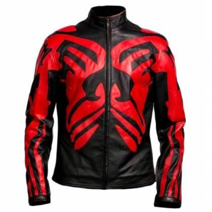 Star Wars Real Real Leather Jacket..