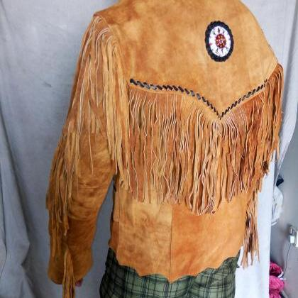 Men Native Tan Brown Native Suede J..
