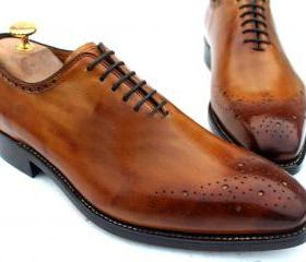 Oxfords Men Dress Le..
