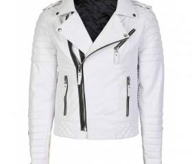 MEN'S WHITE FASHION ..