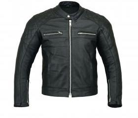 New Men's Leather Ja..