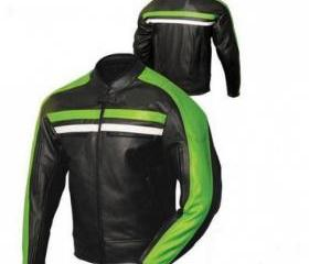 Biker leather jacket..