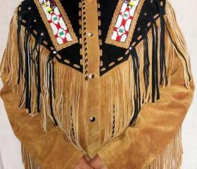 Men Native Western B..