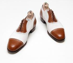 Men's Oxford Brown a..