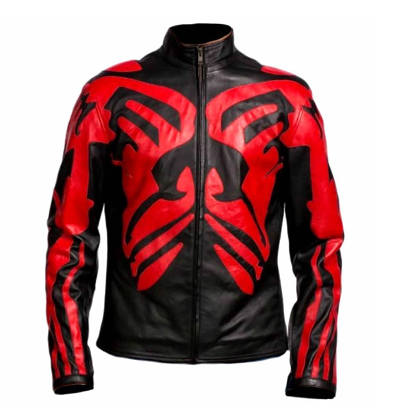 Star Wars Real Real Leather Jacket, Mens Leather jacket