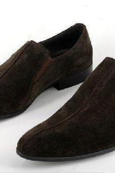 New Handmade Men's Brown Color Double Strap And Buckle Monk Leather Dress Shoes
